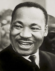 Photo of Martin Luther King, Jr