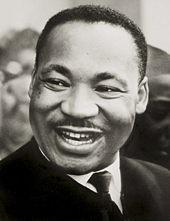 Photo of Martin <b>Luther King</b>, Jr - Martin-Luther-King-Jr