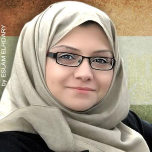 Picture of Asmaa Mahfouz