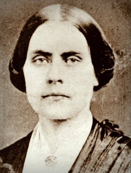 Susan B Anthony As A Teenager